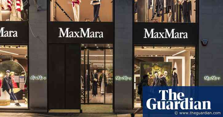 UK watchdog bans Max Mara advert over model's 'gaunt' appearance
