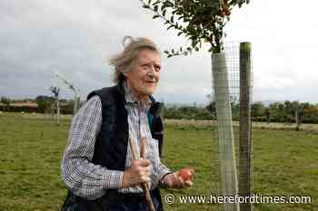 Tributes to Gillian Bulmer trustee at Museum of Cider