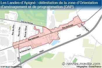 Le Rheu. On ne construira pas n'importe comment aux Landes d'Apigné - maville.com