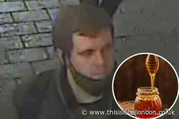 Police search for Morden Holland and Barrett thief