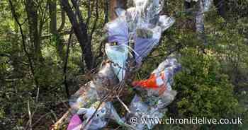 Floral tributes left at scene as Jarrow crash victim's inquest opens