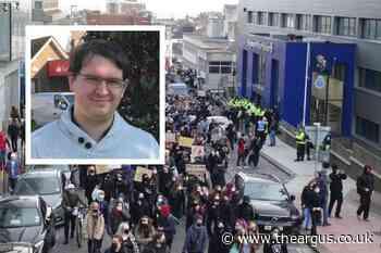 Sussex PCC: meet LibDem candidate Jamie Bennett