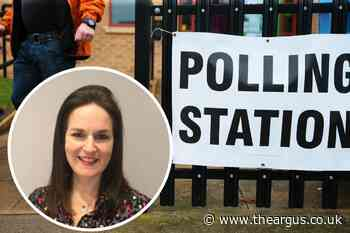 Brighton and Hove: Hollingdean by-election Conservative Emma Dawson-Bowling