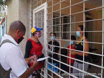 En Naguanagua realizaron más de 4.000 PCR durante 2021 - Últimas Noticias