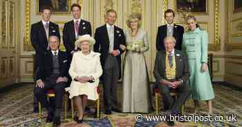 Princes William and Harry's forgotten step-sister