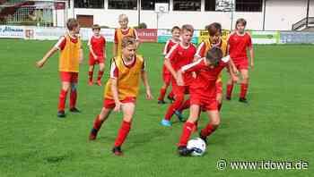 Trainingscamp in Lam - SpVgg organisiert Fußballschule - idowa