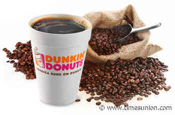 Free Dunkin' coffee for heath care workers Thursday