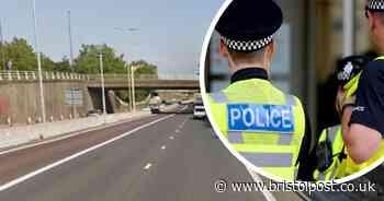 M32 traffic: 'Police incident' on motorway near St Paul's
