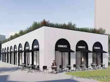 Alfortville : une partie du centre commercial du Grand Ensemble sortira de terre dès cet automne - Le Parisien