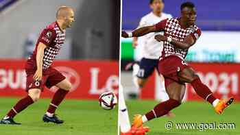 Ayub Timbe: Playing alongside Iniesta not difficult at Vissel Kobe