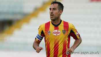 Lecce ace vows to finish term despite tumour op