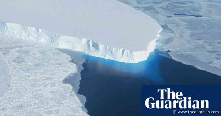Global heating pace risks 'unstoppable' sea level rise as Antarctic ice sheet melts