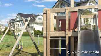 Nach Messerklingen-Fund auf Spielplatz: ein ganzer Ortsteil in Angst - Merkur.de