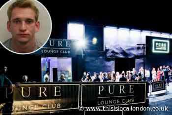 Pure: Man jailed for punch outside Bexleyheath nightclub