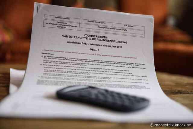 Meer codes en enkele nieuwigheden op belastingbrief, maar minder vereenvoudigde aangiftes verstuurd