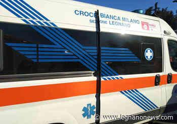 Investito da un'auto in retromarcia, 59enne in ospedale a Legnano - LegnanoNews.it