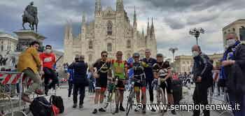 Legnano in bici: un'impresa d'altri tempi ricca di grandi emozioni. 600km da Civitavecchia a Milano - Sempione News