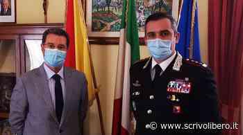 Libero Consorzio Agrigento, visita del Comandante dell'Arma dei Carabinieri Vittorio Stingo - Scrivo Libero