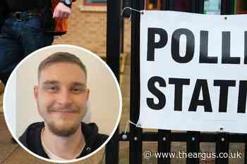 Brighton and Hove election candidate Rob Somerton-Jones