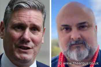 Sussex PCC election: Meet Labour candidate Paul Richards