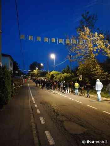 Dalla grotta di Lourdes di Limbiate a Saronno, a piedi: torna il pellegrinaggio notturno - ilSaronno