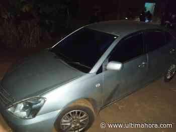 San Juan del Paraná: Recuperan vehículo hurtado e incautan marihuana - ÚltimaHora.com