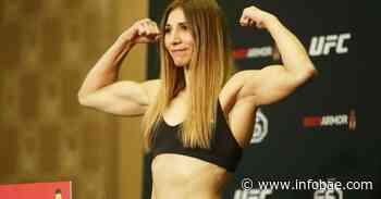 La peleadora mexicana de UFC Irene Aldana ya tiene fecha de retorno a la jaula - infobae