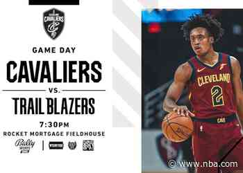 Cavs vs Blazers | Rocket Mortgage Game Preview