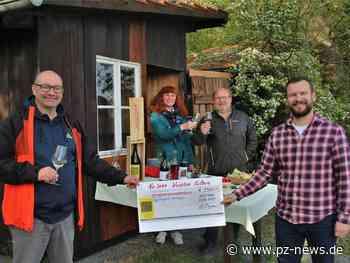 100 Euro für die Flasche Wein: Kuriose Spendenaktion in Keltern - Region - Pforzheimer Zeitung