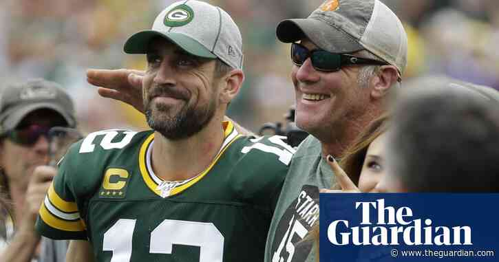 Brett Favre says his gut tells him Aaron Rodgers will not return to Packers