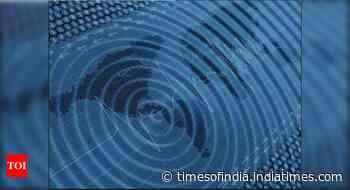 Earthquake of magnitude 3.5 hits Sonitpur; third quake this month in Assam