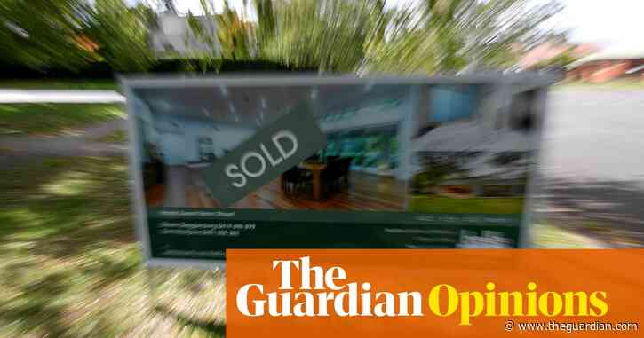 The latest data reveals just how insane the Australian housing market has become | Greg Jericho