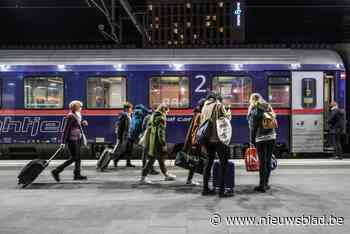 Nieuwe nachttrein naar Berlijn en Warschau stopt ook in Antwerpen