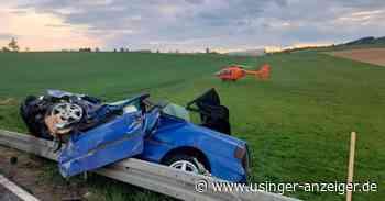 Schwerer Verkehrsunfall bei Usingen - Usinger Anzeiger