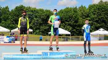 Regionali su pista: per la Polisportiva Casier arrivano cinque medaglie - TrevisoToday