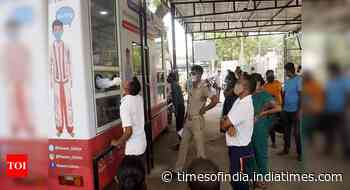 Coronavirus live updates: Centre reviews preparedness of 5 states in Eastern India - Times of India
