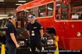 Discounts for Hillingdon, Ealing people at LT Museum Depot open weekend
