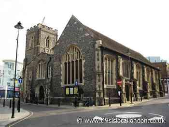 Footprints helps Uxbridge bereaved at town centre church