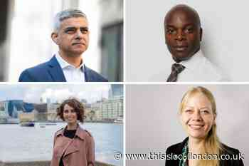 London Mayor election 2021: Candidates campaign for final time