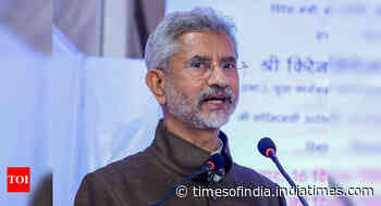 Jaishankar points at 'underinvestment' in healthcare system as India battles Covid-19