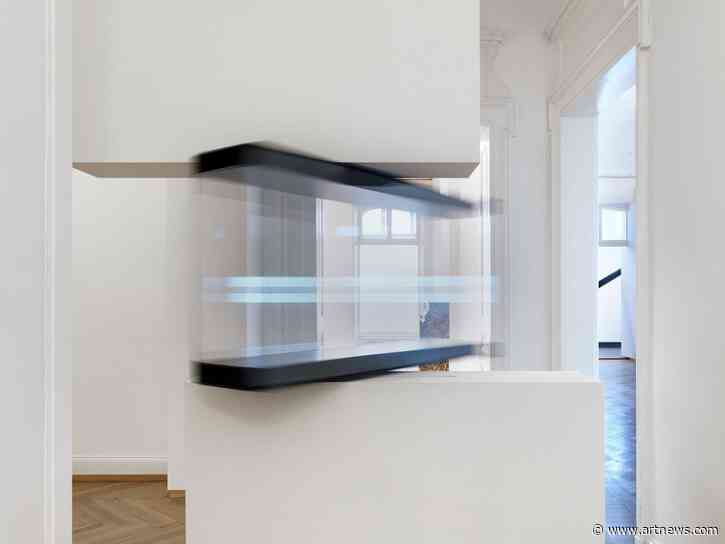 How I Made This: Sarah Oppenheimer's Interactive Machines ofPerception