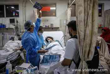 3rd Coronavirus Wave 'Inevitable', Top Indian Science Adviser Says - Voice of America