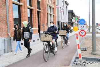 Gloednieuw fietspad in Stabroek, maar toch blijft er één gevaarlijke plek - Gazet van Antwerpen