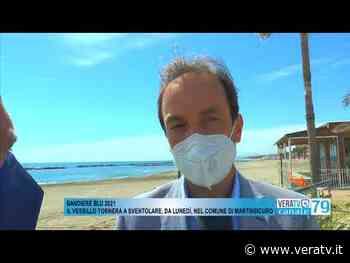 Martinsicuro - Il Comune ottiene la bandiera blu dopo tanti anni di assenza - Vera TV