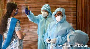 Karnataka fresh coronavirus cases soar to over 50000, 346 deaths in a day - Daijiworld.com