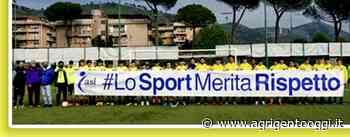 """""""Lo sport merita rispetto"""", lo slogan Asi approda anche ad Agrigento. - AgrigentoOGGi.it"""
