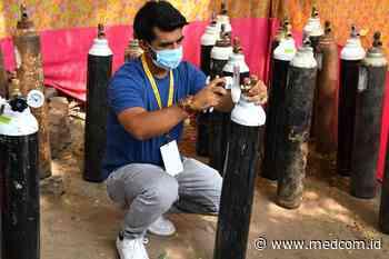 Pria Mumbai Ini Jual Mobilnya untuk Pasok Oksigen Secara Gratis - Medcom.Id
