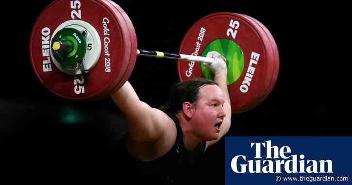 Trans weightlifter Laurel Hubbard set to make history at Tokyo Olympics