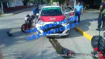 Accidente en la Lindavista de Catemaco - Diario Eyipantla