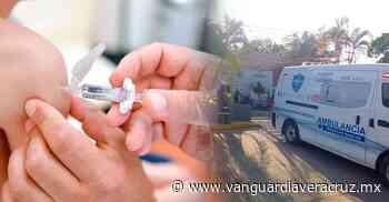Tuxpanhace 25 min . Protegen a niños contra sarampión y rubeola, en Cerro Azul - Vanguardia de Veracruz